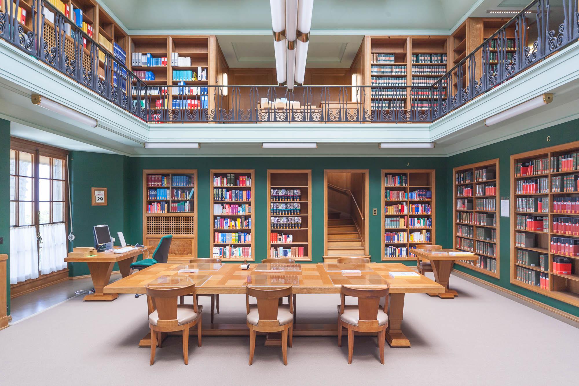 libraries � thomas guignard photography
